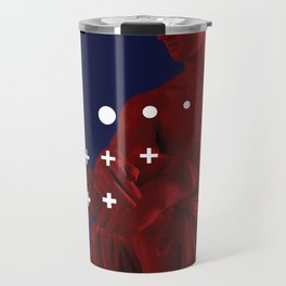 RED ARES Travel Mug