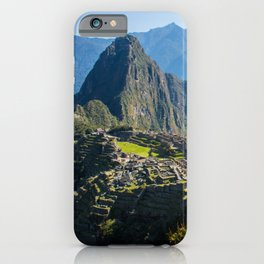 Machu Picchu Part 2 iPhone Case