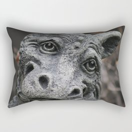 Hammy The Dragon Rectangular Pillow