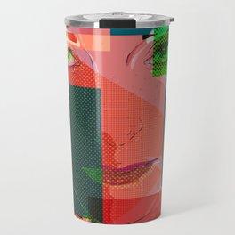 Eyes Pop art Travel Mug