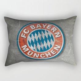 FC Bayern Munchen Rectangular Pillow