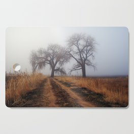 Road to Nowhere Cutting Board