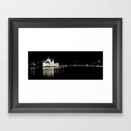 Budapest XI. Framed Art Print