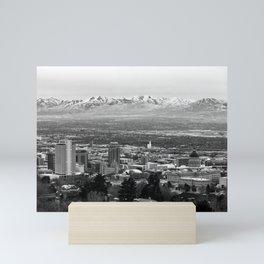 SLC Panorama Mini Art Print