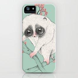 Fat Loris! iPhone Case