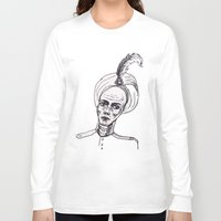 prince Long Sleeve T-shirts featuring Prince by filatovaleria