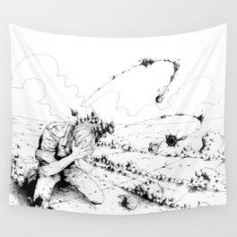Desert #2 Wall Tapestry