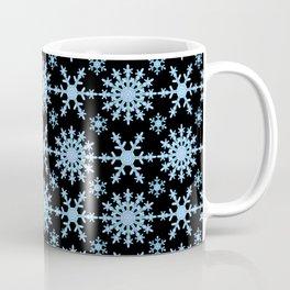 Let it Snow Mix 1 Midnight Version Coffee Mug