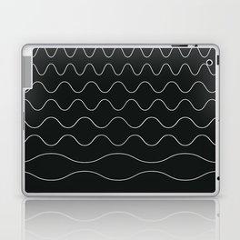 between waves Laptop & iPad Skin