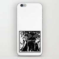 vinyl iPhone & iPod Skins featuring Vinyl by Spew Jersey