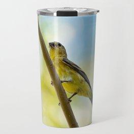 Yellow Bird - III Travel Mug