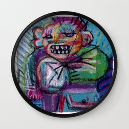 Checkbringer! Wall Clock