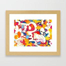 Best Dream Yet Framed Art Print