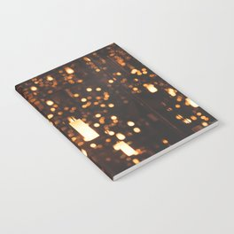 By Candlelight Notebook
