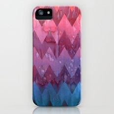 PATTERN {chevron 010} iPhone (5, 5s) Slim Case