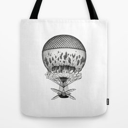 Jellyfish Joyride Tote Bag