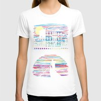 venice T-shirts featuring Venice by daletheskater