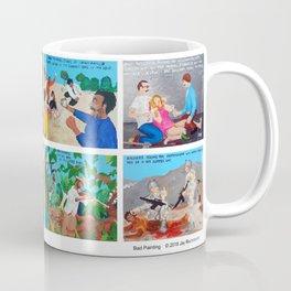 Bad  Painting Collection on Mug 3 Coffee Mug
