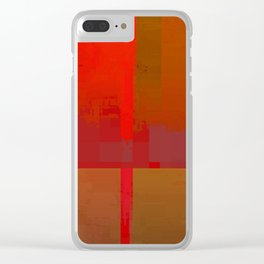 the stakes are high Clear iPhone Case
