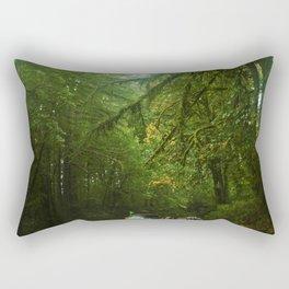 Take Me Away Rectangular Pillow