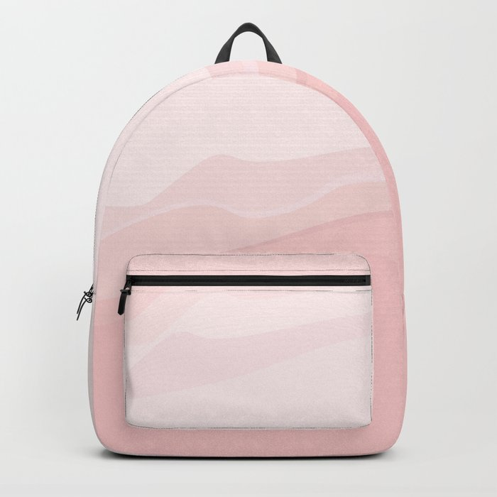 Souffle , pink Backpack