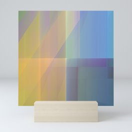 Square Sequence 002 Mini Art Print