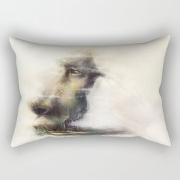 FADING MEMORIES Rectangular Pillow