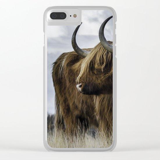 Highlander 3 Clear iPhone Case