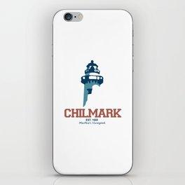 Martha's Vineyard, Chilmark iPhone Skin