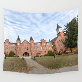 Northeastern State University - Seminary Hall, No. 1 Wall Tapestry