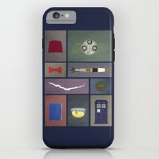 Eleven (Doctor Who) Colors Tough Case iPhone 6