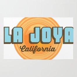 La Joya - California. Rug