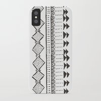 mexico iPhone & iPod Cases featuring Mexico by Marta Li