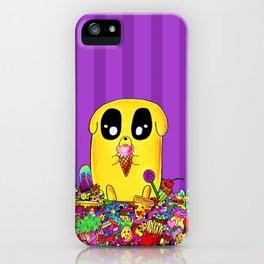 Jake loves his candy iPhone Case