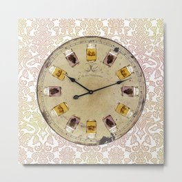peanut butter jelly time Metal Print