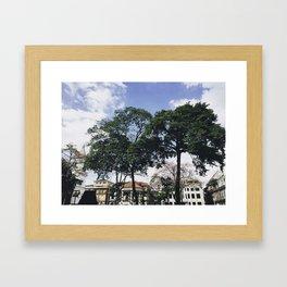Casco Viejo, Panama Framed Art Print