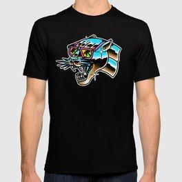 Chrome panther T-shirt