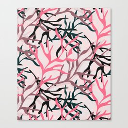 Unravel Canvas Print