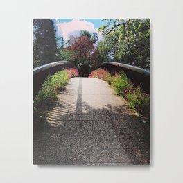 Lovely bridge Metal Print