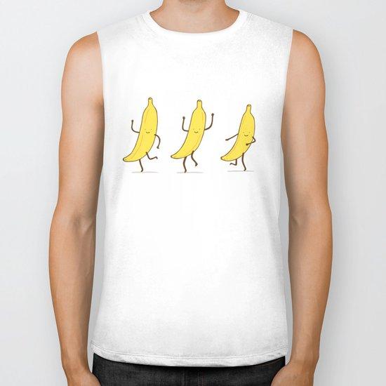 Banana shake Biker Tank