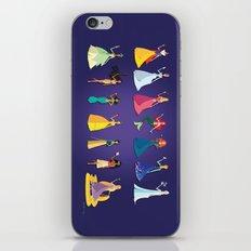 Origami - Follow Your Dreams iPhone & iPod Skin
