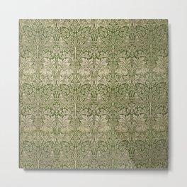 """William Morris """"Brer rabbit"""" 4. Metal Print"""