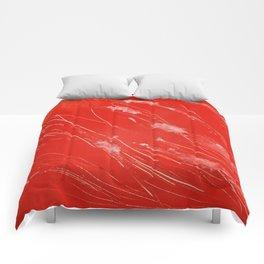 Red Tide Sea Grass Comforters