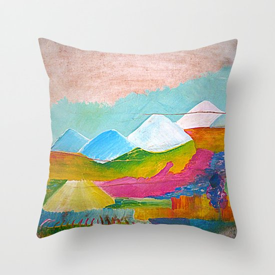 Tampul Throw Pillow