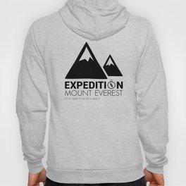 Mount Everest Expedition Hoody