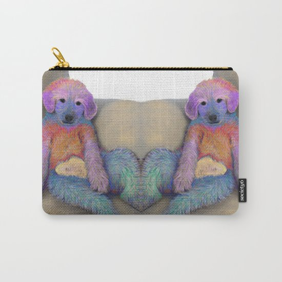 Golden Doodle Carry-All Pouch