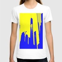 metropolis T-shirts featuring Metropolis by osile ignacio