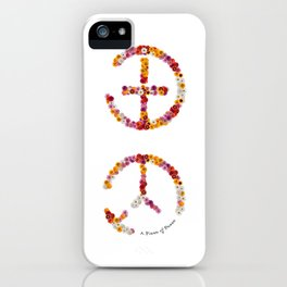 """A brand new - must have - """"IT-PEACE"""" - Living Hell iPhone Case"""
