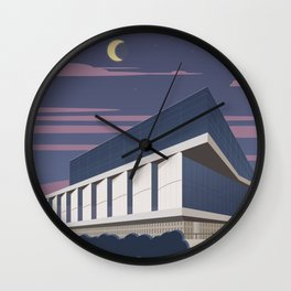 Athens, The New Acropolis Museum (GR) Wall Clock