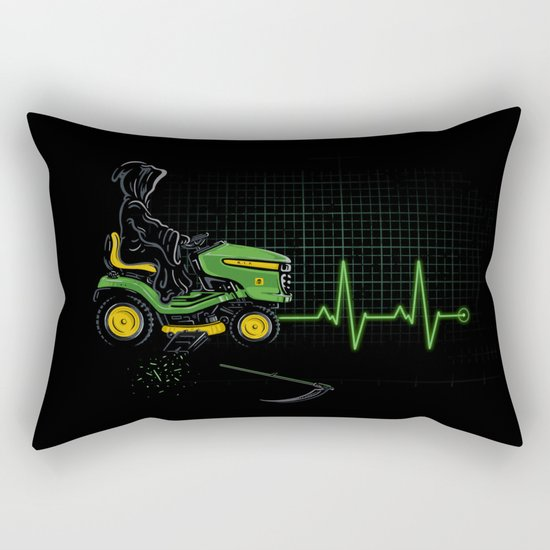 Modern Times Rectangular Pillow